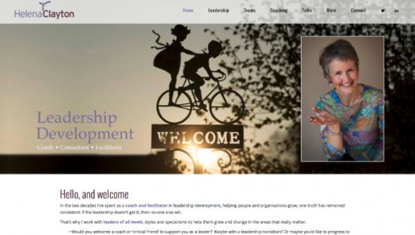 helena-clayton-website-screenshot