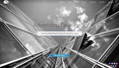 Sennett-Media-advertising-excellence-website-sample