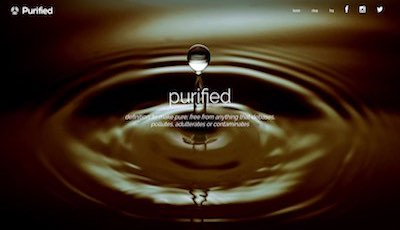 Sennett-Media-purifiedshop-website-sample